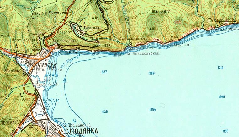 карта участка (@)